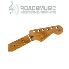 "Fender Roasted Maple Stratocaster Neck 9.5"" Maple C Shape Mexico 0990502920"