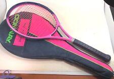 """Donnayâ""""¢ ~ Vst Fuga Pro Tennis Racquet w/ Case ~ Made in Belgium ~ Sl 1 ~ 4 1/8"""""""