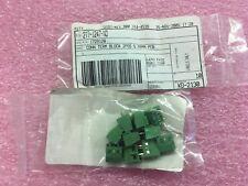 (20 Piece Lot) 1729128, Phoenix, Conn Term Block 2Pos 5.08Mm Pcb RoHs