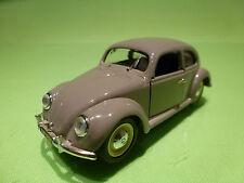 RIO 1:43 VW VOLKSWAGEN KAFER BEETLE - SPLIT WINDOW - RARE SELTEN - GOOD COND.
