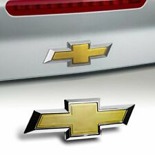 Gold For 2014-2018 Chevy Chevrolet Impala Rear Trunk Tailgate Bowtie Emblem