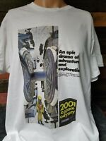 2001 A SPACE ODYSSEY T Shirt Sci Fi