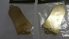 "Guitar BoyZ™ "" B"" Stock  Gold Plated Truss Rod Cover Gibson Les Paul LP SG"