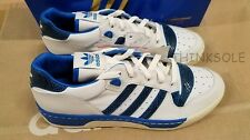 ADIDAS NY RIVALRY LO 10TH ANNIVERSARY Q34423 SIZE 9.5 MADE IN NY F&F/150 OG