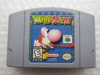 *GREAT* Authentic Yoshi's Story Nintendo 64 N64 Game Original Retro Super Fun