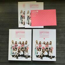 After School Signed Happy Pledis 2012 Love Letter (Choose) Orange Caramel RARE