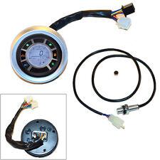 LCD Digital For Motorcycle Odometer Speedometer Tachometer Gauge Backlight