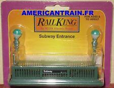 Bouche de Métro / Subway Entrance 30-90073 Échelle O MTH