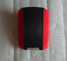 PORSCHE CAYENNE TURBO GTS 2011 15 CARBON FIBER  LEATHER RED ALCANTARA ARM REST