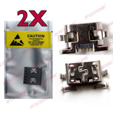 2 x New Motorola Moto G 2nd Gen XT1064 Micro USB Charger Charging Port USA