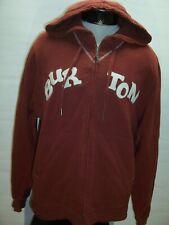 BURTON Mens medium M hoodie/hooded Sweatshirt Combine ship Discount