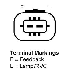 Remy 22035 Remanufactured Alternator
