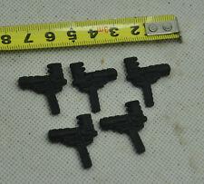 Gi Joe lot of 5 2003 COBRA NEO VIPER V6 Flare Gun  accessories A118
