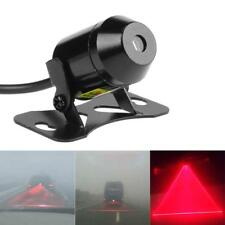 Motorcycle Car Truck LED Laser Fog Taillight Rear Anti-Collision Warning Parking