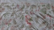 MELROSE VINTAGE LAURA ASHLEY FABRIC PELMET