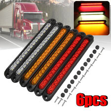 6Pcs TRAY BACK UTE 15LED TRAIL TAIL LIGHTS FOR MAZDA TOYOTA  ISUZU MITSUBIS