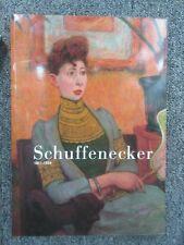 Emile Schuffenecker, 1851-1934 Exposition  Pont aven 1996