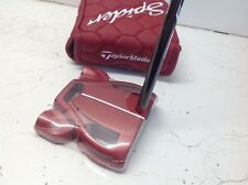 """TaylorMade Tour Red Spider CTR WSL Putter SuperStroke Grip 35"""" 9.9/10 N1542127"""