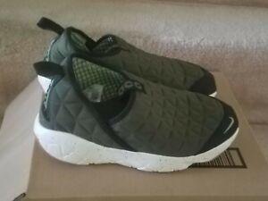 Size 9 Men/10.5 Women Nike ACG MOC Moccasin 3.0 Cargo Khaki/Oil Green-Black