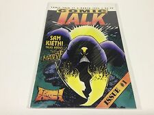 COMIC TALK #1 (SAM KEITH/THE MAXX/1st Appearance/RARE BOOK/HTF/0616141) LOT OF 1