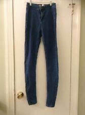 Superdry Evie Jegging Size 26W 32L Cotton Blend