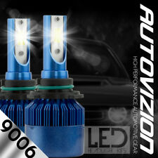 AUTOVIZION LED HID Headlight kit 9006 White for 1996-2014 Chevrolet Express 1500