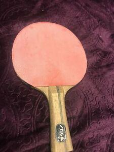 Vintage Stiga Ping Pong Paddle