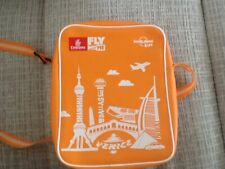 EMIRATES FLY WITH ME LONELY PLANET ORANGE KIDS BAG