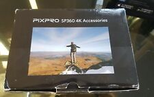 Kodak Pix Pro SP360 4K Dual Pro Camera  Action Pak accessories (NO CAMERA)