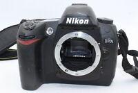 Nikon D70s Body 6MP Black DSLR Camera