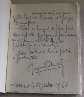 EO 1964 - ENVOI Auteur : GUY SABATIER / Les Fleurs de l'Âge