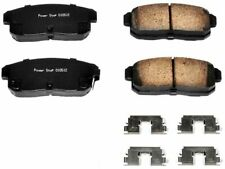 For 2002-2004 Infiniti I35 Disc Brake Pad and Hardware Kit Power Stop 33595XN