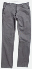 APOLIS GLOBAL CITIZEN Standard Issue Utility Chino Grey Pants $138 - Men's 30
