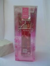 VERY IRRESISTIBLE  GIVENCHY Millesime 2005  ROSE Bulgare 50ml ORIGINAL RARE