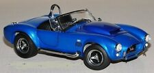 FRANKLIN MINT 1966 BLUE FORD SHELBY COBRA 427 SUPER SNAKE B11E792 DIECAST 1:24
