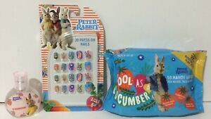 """Set of 3️⃣ Items for Kids with """"PETER RABBIT"""" Design"""