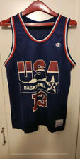 Shaquille O'Neal 13 USA basketball Dream Team NBA jersey Champion size XL 44