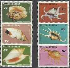 Timbres Coquillages Wallis et Futuna 312/7 * lot 26268