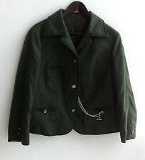 Damen Trachten Janker Jacke grün Gr. 44 v. Ralph Creation