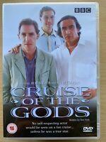 Crociera Of The Gods DVD 2002 Britannico BBC Commedia Serie W/Coogan Rob Brydon