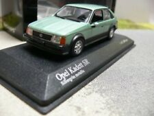 1/43 Minichamps Opel Kadett SR 1979 grünmetallic