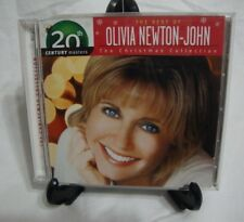 Best of Olivia Newton-John The Christmas Collection CD 20th Century Masters 2004