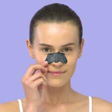 Derma V10 Charcoal Blackhead Cleansing Pealing Face Pack Nose Wax Strips Mask