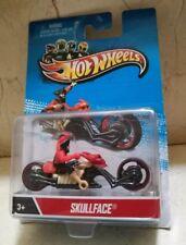 Hot Wheels SKULLFACE PIRATE MOTORCYCLE MOTOCICLETA Edit Limit