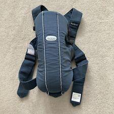 BabyBjörn Baby Carrier Original Navy Dark Blue Cotton