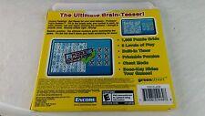 Professor Fuji's Sudoku over 1000 puzzles Puzzle Phenomenon game Pc CD Rom fun