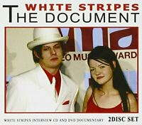 White Stripes - The Document: Interview and Documenta... - White Stripes CD MGVG