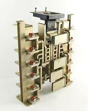 Microwave Waveguide Assembly, Ham Radio, Radar, Space Age, Hi-Tech, Art