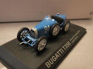 Bugatti Type 35 de 1928 Ixo 1 / 43