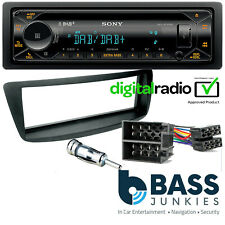 Citroen C1 2005-2014 SONY Bluetooth DAB CD MP3 USB AUX Car Radio & Fitting Kit